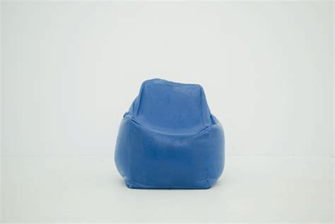 Foam Armchair by Foam Chairs By Martijn Rigters