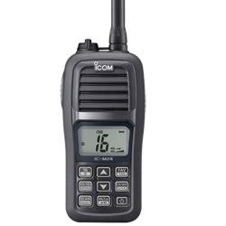 Ht Icom Ic M24 Vhf Marine icom m24 handheld floating vhf radio