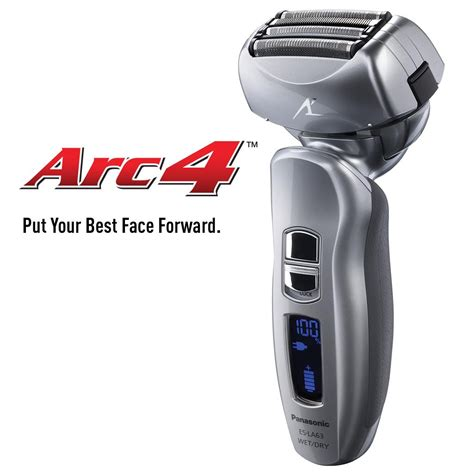 Multi Electric Saver Panasonic Es La63 S Arc4 Electric Shaver Brand New Ebay