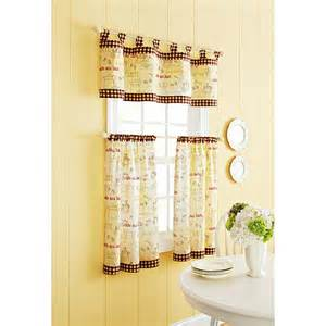 cafe curtains for kitchen are easy to make
