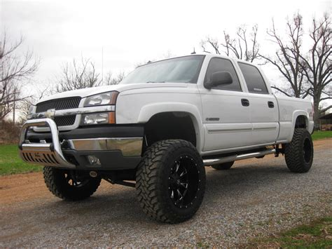chevy lifted 2003 chevy 1500hd crew cab 4x4 lifted ls1tech