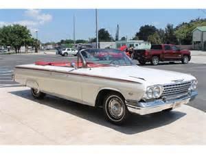 1962 For Sale 1962 Chevrolet Impala For Sale Autos Post