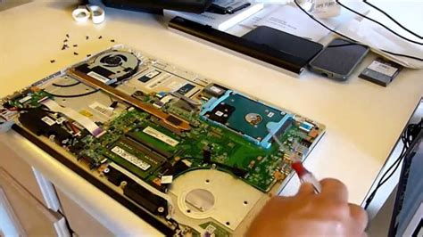 toshiba satellite st  access drive  memory