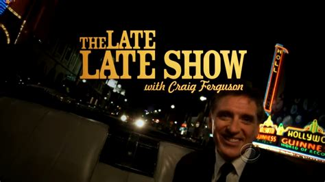 the late show tv weekly now quot the late late show with ferguson quot announces friends of the show to appear