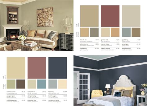 benjamin moore historical collection historical collection