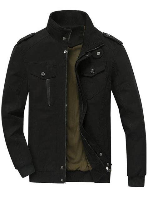 Jaket Sweater Hoodie Isela Thing Black Hoodie Home Clothing 1 zip up jacket clothes black jackets coats m zaful