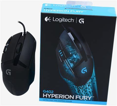 Zeuskomp Logitech Gaming Mouse G402 Hyperion Fury Mouse Gaming G 402 1 logitech g402 hyperion fury mouse review techspot