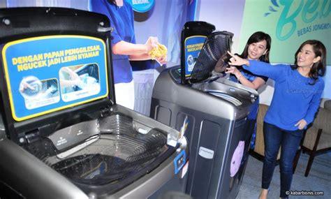 Www Mesin Cuci Samsung Bebas samsung hadirkan mesin cuci activ dualwash momen bisnis