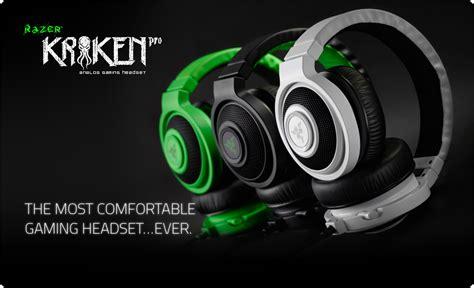Razer Headset Kraken Neon Series razer kraken pro analog gaming headset for pc and white rz04 00870500 ebay