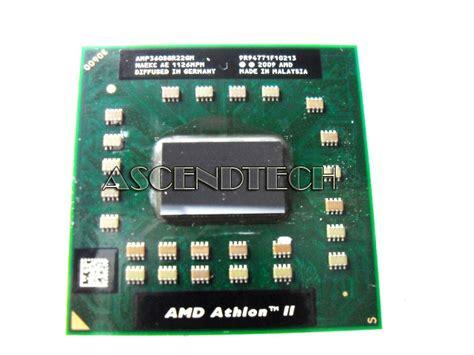 Processor Amd Athlon Ii P360 2 3ghz 360sgr22gm amd athlon ii p360 2 3ghz laptop cpu