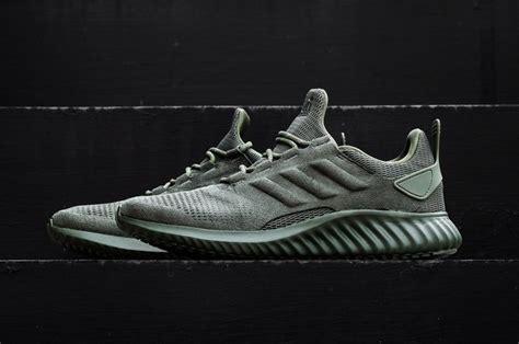 Adidas Alphabounce Green 1 adidas alphabounce cr base green sneaker bar detroit