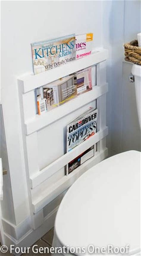 Magazine Rack For Bathroom Best 25 Magazine Racks Ideas On Pinterest Concept Stores Small Design And Brochure Stand
