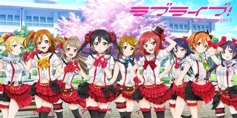 wallpaper anime love live hd love live school idol project wallpaper by brsyhhq1207 on
