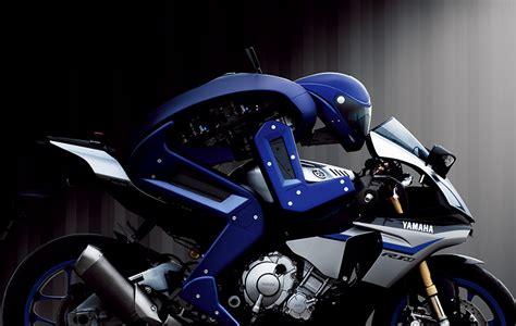 Motorrad I Robot by Motobot Ver 1 Tokyo Motor Show 2015 Event Yamaha Motor