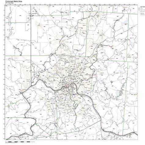 cincinnati zip code map near cincinnati ohio oh zip codes zip codes every zip 363 0000 images frompo