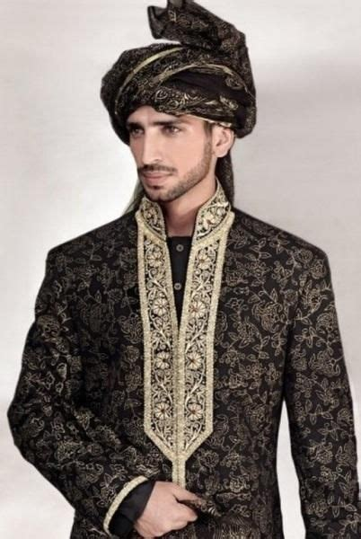 pakistani traditional wedding attire for men cultural