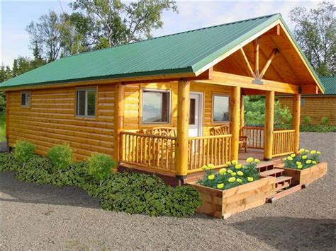 Small Mobile Home Cabin Architecture Awesome Modular Log Cabin House Small