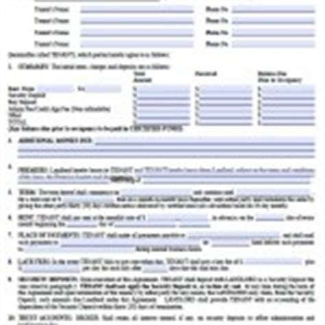 Download Nevada Rental Lease Agreement Forms And Templates Wikidownload Nevada Residential Lease Agreement Template