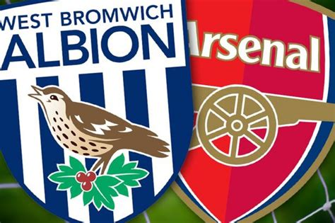 arsenal west brom win 2 tickets to see west brom v arsenal the daisy cutter