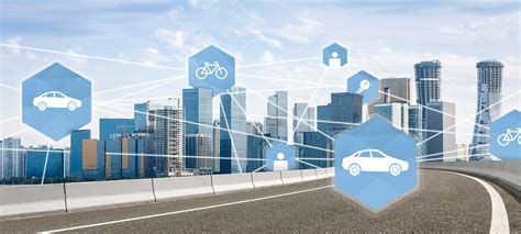 Smarter Technologies by Getting Around Shared Mobility Smarter Cities Urban Hub
