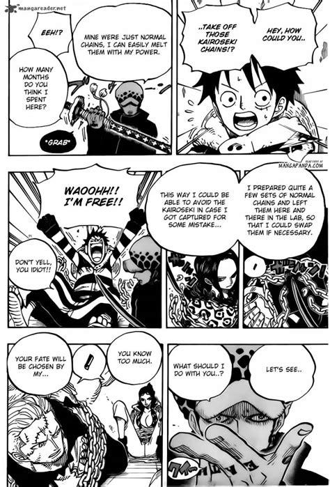one piece - Why can't Zoro cut Seastone? - Anime & Manga