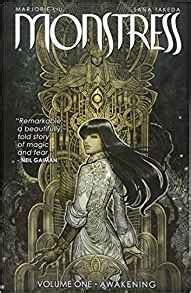 monstress volume 1 awakening 1632157098 amazon com monstress volume 1 awakening 9781632157096 marjorie liu sana takeda books