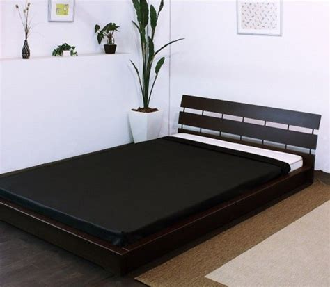 unique low floor bed designs model fabulous modern style - Low Floor Bed