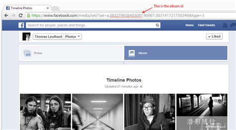facebook photo album layout nyt dynamisk responsive billedgalleri til joomla med