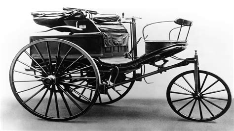 first mercedes benz 1886 world s first automobile benz patent motorwagen the