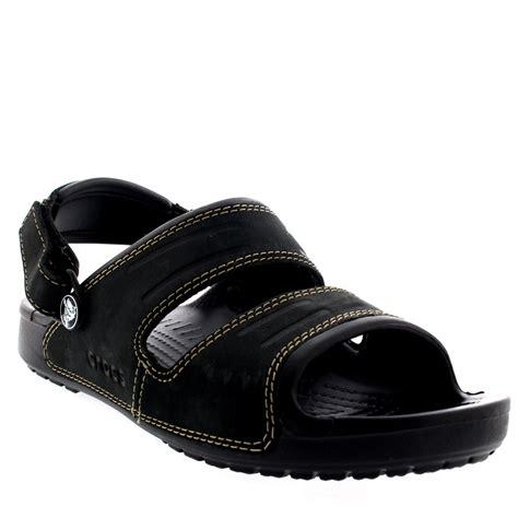 mens lightweight sandals mens crocs yukon two open toe lightweight