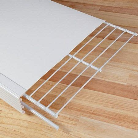 wire shelving covers help my shelf decorative wire shelving cover