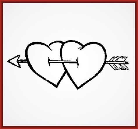 imagenes para dibujar faciles de hacer corazones para dibujar a lapiz faciles paso a paso