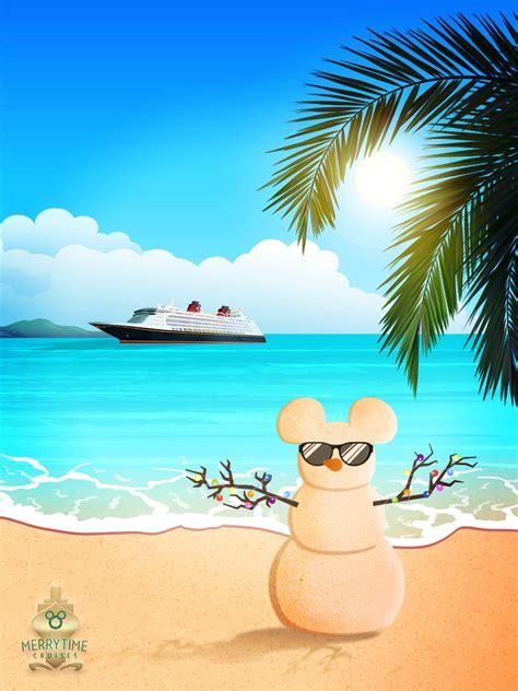 merrytime cruise wallpaper desktopipad disney parks blog