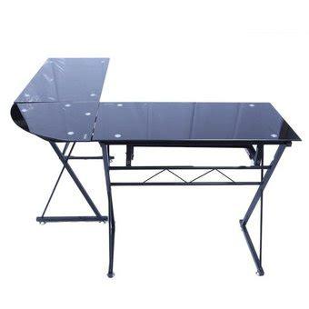 compra de escritorios para oficina compra escritorio para oficina de cristal 909gn negro