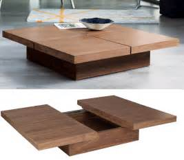 Wood Coffee Table With Storage Stylish Coffee Tables That As Storage Units