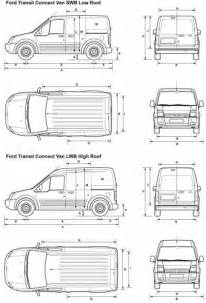 ford transit connect interior dimensions search