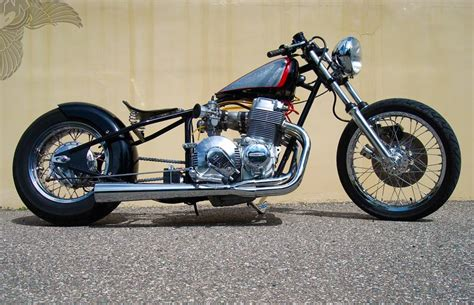 Galerry honda cb 750 bobber chopper