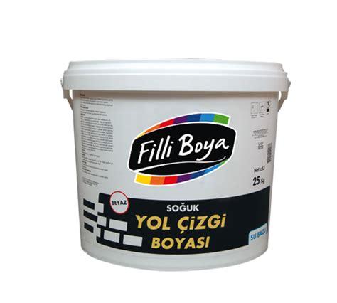Water Bond Acrylic Emulsion Paint road marking filli boya