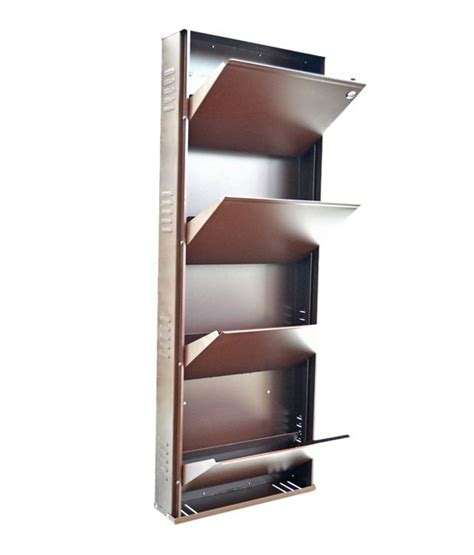 Shoe Rack Designs India by Vladiva 4 Level Shoe Rack Buy Vladiva 4 Level Shoe Rack