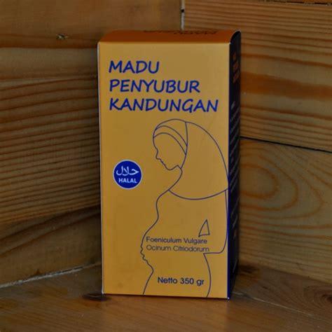 Obat Pelancar Asi Asli Madu For Mabruroh madu penyubur kandungan al mabruroh asli