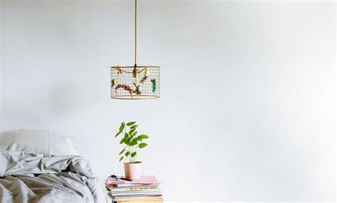 kronleuchter im käfig kleine kupfer vogelk 228 fig anh 228 nger licht kronleuchter
