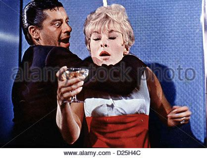 Jerry Lewis Three On A by Janet Leigh Jerry Lewis Three On A 1966 Stock Photo Royalty Free Image 30941607 Alamy