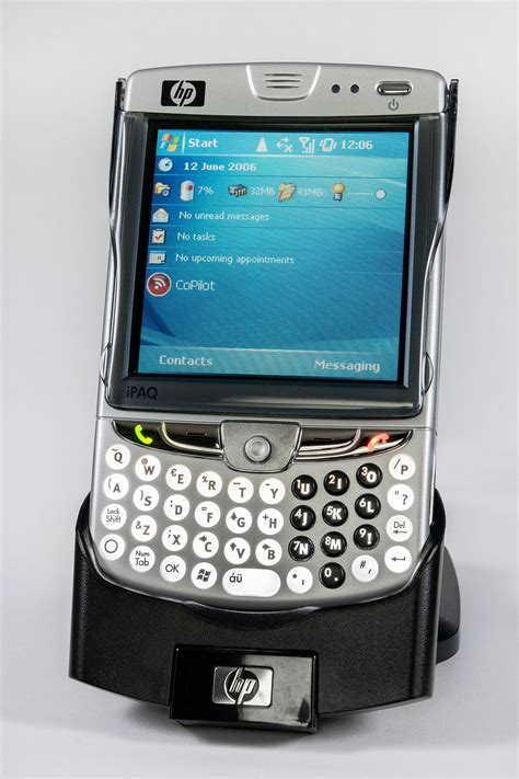 Pda Pocket ipaq
