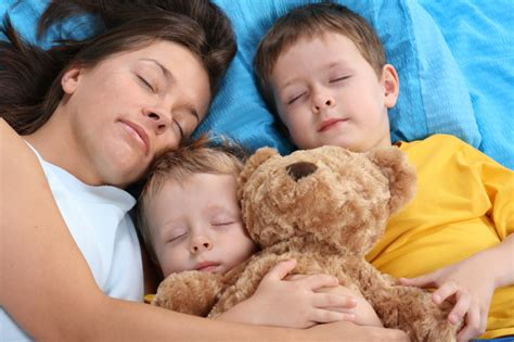co sleeping and the single mom wealthysinglemommy with