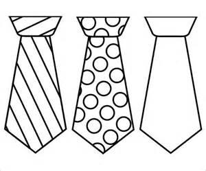 mens tie template 10 printable tie templates free premium templates