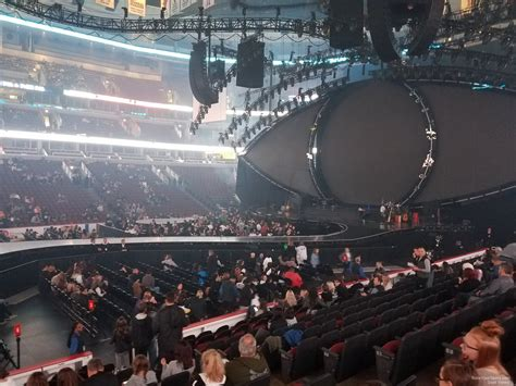 section 101 united center united center section 101 concert seating rateyourseats com