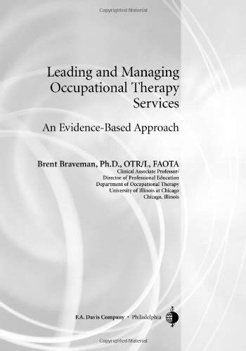 [download] Leading & Managing Occupational Therapy