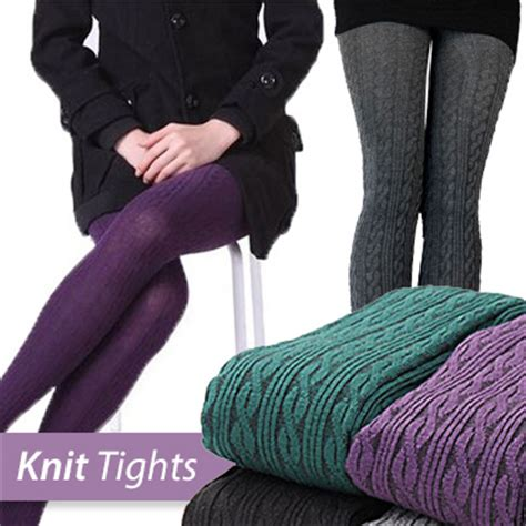 pattern heavy scorpid leggings winter knit tights with ribbed pattern design buy pants