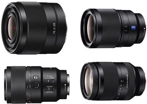 sony lenses sony fe 24 240mm f 3 5 6 3 oss lens rumors