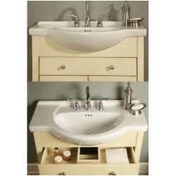 Narrow Depth Bathroom Vanity Empire Industries Wayfair